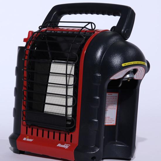 Image sur Chaufferette propane - Mr heater