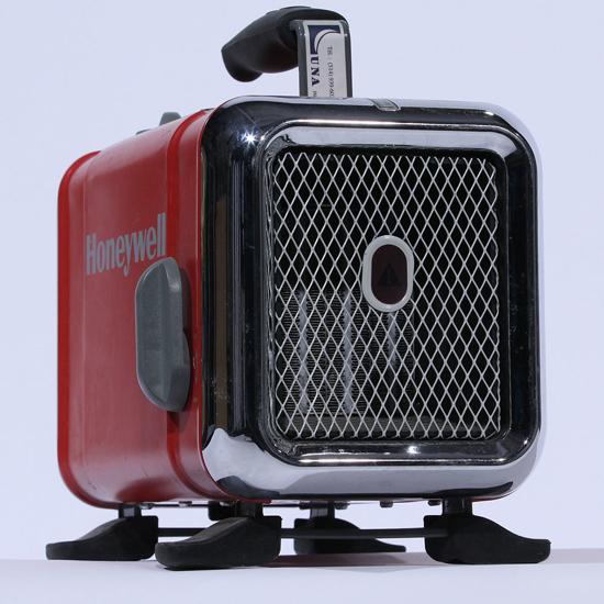 Image sur Chaufferette électrique - radiateur Honeywell