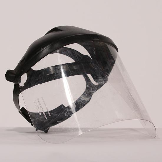 Image sur Lunette de securite visage complet