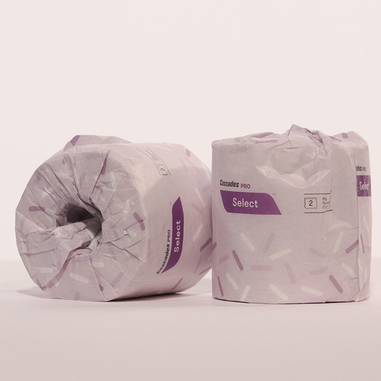 Image sur Papier Toilette Cascade paquet de 48